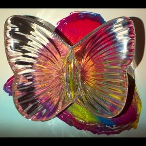 Waterford Crystal Butterfly